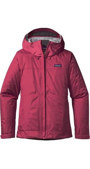 Patagonia Torrentshell Jacket Women pink